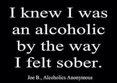 I love my alcoholism, I despised it for a long time in my sobriety. Today, I realize it's the best side of me (I feel very alive sober) Sober Quotes, Aa Quotes, Sobriety Quotes, Inspirational Quotes, Sobriety Gifts, Motivational Quotes, Life Quotes, Alcoholics Anonymous Quotes, Narcotics Anonymous