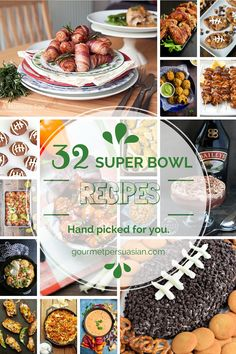 32 Delicious Super Bowl Recipes