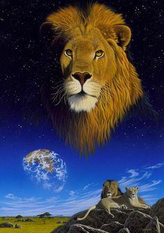 Serengeti Soul #schimmel #cheesy #lions