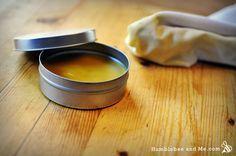 DIY Orange Wax Wood Polish Recipe