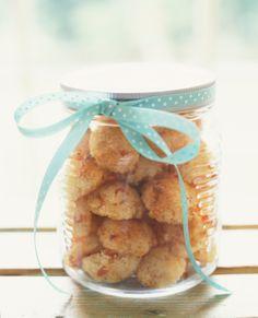 Coconut Macaroons Recipe with Condensed Milk