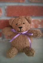 Teddy Bear free pattern