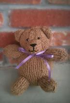 Teddy Bear free pattern