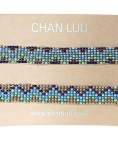 Chan Luu 2 Pack Beaded Stretch Bracelet #accessories  #jewelry  #bracelets  https://www.heeyy.com/suggests/chan-luu-2-pack-beaded-stretch-bracelet-cinder-combo/