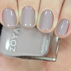 Zoya Eastyn | 2016 Whispers Collection | Peachy Polish
