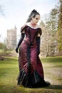 Gothic Victorian Formal Dresses - Handmade Victorian Steampunk and Gothic Wedding Dresses Collection from Best Alternative Bridal Gowns Designers including Romantic Medieval Witchy and Pagan Gothic Formal Dresses, Gothic Victorian Dresses, Victorian Steampunk, Gothic Dress, Victorian Era, Dark Fashion, Gothic Fashion, Women's Fashion, Gothic Wedding