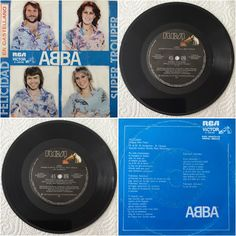 "ABBA Fans Blog: Collection Update - Latest Abba 7"" single from Argentina to be added to my collection #Abba"