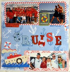 scrapbook page layouts cruise jamaica | ... Multiple Scrapbook Layouts Blog | Scrapbooking | Card Making | Crafts