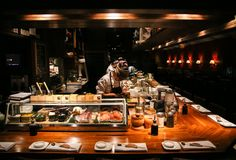 An exclusive look inside the hidden world of the sushi chef