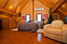 Country log home Log Home Living, Energy Efficient Homes, Classic House, Classic Collection, House In The Woods, Log Homes, Engineered Wood, Photo Galleries, Floor Plans