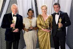 2012 Academy Award Winners #SableFilms #Oscars