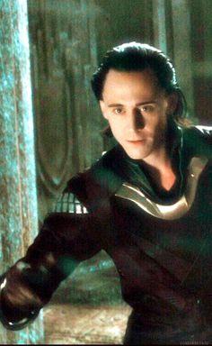 Thor (2011) // Loki in Jotunheim.