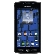 Sharp SH80F Device Specifications | Handset Detection