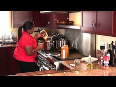Chicken, Sausage & Seafood Gumbo for the Holidays (Cooking with Carolyn) - YouTube