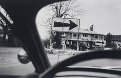 Indianapolis, Indiana, 1953, Photo by Elliott Erwitt.