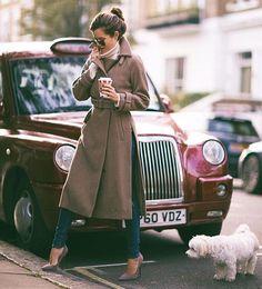 "⠀⠀⠀⠀⠀⠀⠀⠀⠀⠀⠀⠀SENSE OF STYLE on Instagram: ""@stylecliche kind of London street style Photo credit: @rosielondoner"""