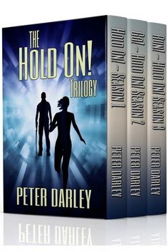 Hold On! Trilogy Box Set by Peter Darley on StoryFinds