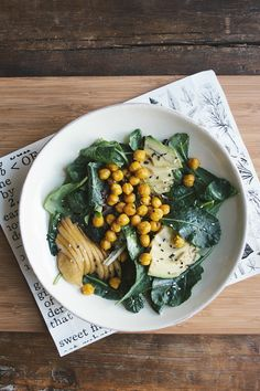 Salad Recipe: Turmeric Chickpea Salad