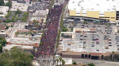 Thousands march in Hollywood to mark 1915 Armenian genocide