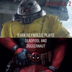 Did you know?! #deadpool2 #deadpool #juggernaut #mutant #xmen #xforce #marvel #marvelcomics #ryanreynolds #deadpoolmovie
