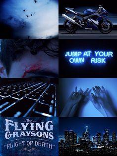 DC Aesthetics: Nightwing