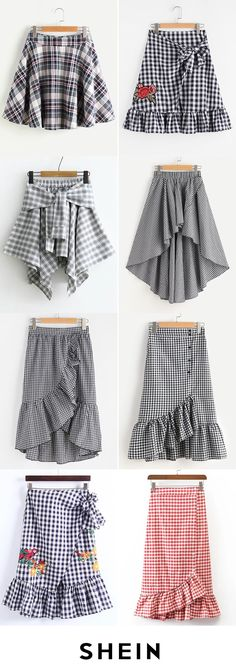 New Sewing Skirts Patterns Style Ideas K Fashion, Korean Fashion, Fashion Outfits, Boho Outfits, Skirt Outfits, Diy Clothes Videos, Sewing Clothes, Pattern Fashion, Rock