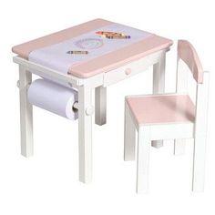 Guidecraft - Art Table & Chair Set