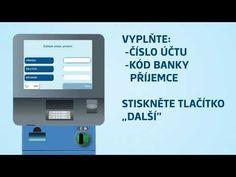 Prostřednictvím bankomatu můžete zadat platební příkaz na jakýkoliv účet v rámci ČR. Souhrnný denní limit na kartu pro platby přes bankomat je nastaven na částku 100 000 Kč. Electronics, Phone, Telephone, Phones
