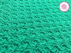 Make Beautiful Texture with the Crochet Marshmallow Stitch.