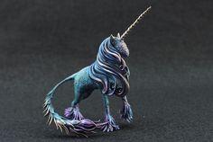 Night Unicorn by hontor.deviantart.com on @deviantART