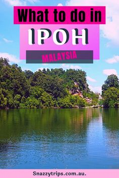 What To Do In Ipoh, Malaysia - Perfect for a day trip or a few days' stay. Not too touristy, yet! China Travel, Bali Travel, Wanderlust Travel, Places To Travel, Travel Destinations, Tourist Map, Religious Architecture, Travel Articles, Southeast Asia