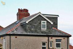 Double Dormers Roof Extensions Dormer Loft Conversion Lancashire UK