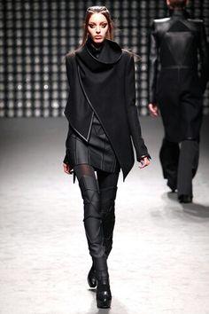 Corporate Goth. Love it!