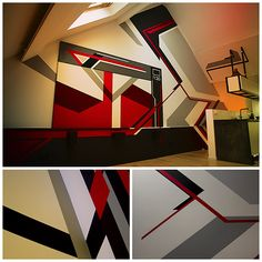 Ns81 blog 5 copy Mural Painting, Paintings, Architecture Design, Support, Decoration, Arsenal, Comme, Stairs, Blog