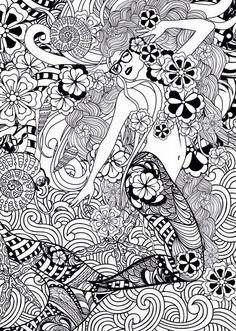 Кадры из фильма раскраски мультфильм русалочка