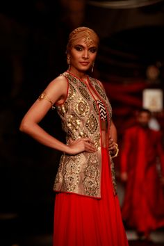 JJ Valaya - India Bridal Week 2013