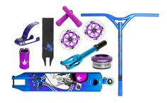Bakerized Action Supply - Envy AOS Ludo Pistat Complete SCS Pro Scooter Kit , $349.99 http://www.bakerized.com/