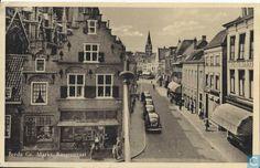 Breda - Reigerstraat - 1938.