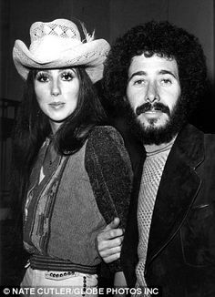 Cher dated music boss David Geffen from 1973 to 1975