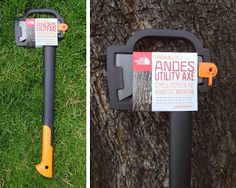 The Northface Garden Tools (Student Project) on Packaging of the World - Creative Package Design Gallery