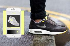 The Shift Sneaker – Tênis projetado para mudar de cor via app