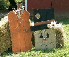 Check out this item in my Etsy shop https://www.etsy.com/listing/244417468/custom-fall-reclaimed-wood-pumpkin-and