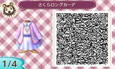 Kitty Dress by Maricel ACNL Wearables Pinterest