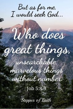 Yes, He does. His beauty, power, and glory are without measure.