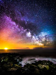Night Sky — Isle of Wight Milky Way