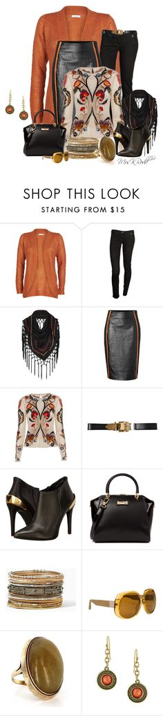 One Blouse, Two Looks by mrskrodd on Polyvore featuring ONLY, Temperley London, Jonathan Simkhai, sass & bide, Love Moschino, Ted Baker, 1928, Altuzarra, The Row and Francesco Scognamiglio