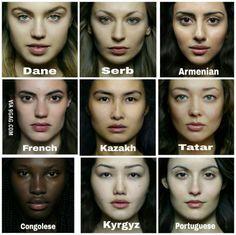 Girls around the world part 2