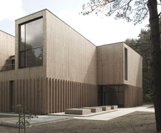 Audrius Ambrasas Architects - RUPERT arts and education centre in Vilnius