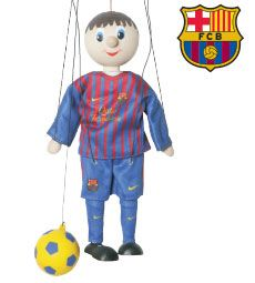 FC Barcelona the official product. Are you a Barca FAN? You must have FC Barcelona marionette. Fc Barcelona, Fan, Hand Fan, Fans