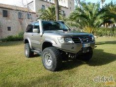 Nissan Patrol GR muy preparado en venta / Ocasion - Rally 4x4 noticias eventos foros todoterreno videos fotos dakar